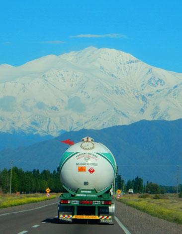 Mendoza Route