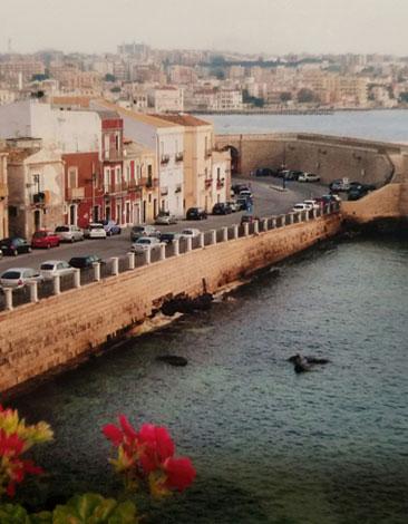 Siracusa Ortigia Island