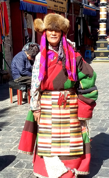 #7B-women-of-the-World-tibet