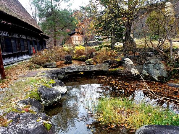Shirakawa-go/Ogimachi-Japan